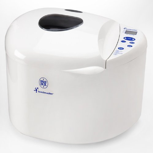 Toastmaster Horizontal 2LB Bread Maker