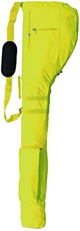 Naiyafly Practice Golf Club Bag,Nylon Foldable Golf Travel Bag Lightweight Golf Club Bag Travel Case for Men &