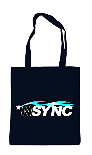 N-Sync Bag Black Certified Freak