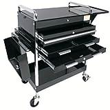 Sunex 8013ABKDELUXE Service Cart