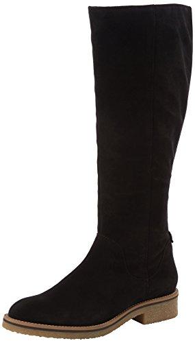 Van Dal Women's Glade Ankle Boots Black (Black Suede) kopQ1