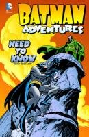 Read Online Need to Know (Batman Adventures) pdf
