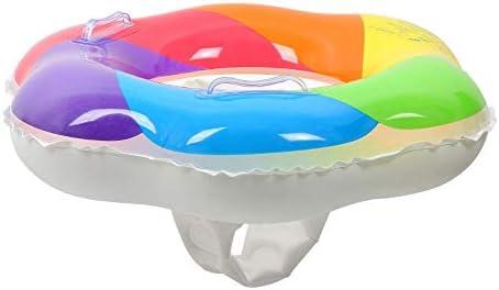高品質pvc安全素材子供の赤ちゃんの水泳リングシート肥厚幼児脇の下リングシートフロート (色 : Windmill seat, サイズ さいず : 62)