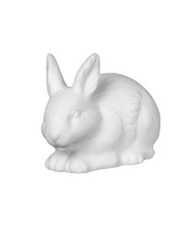 Woodland Twilights Porcelain Led Nightlight - Bunny