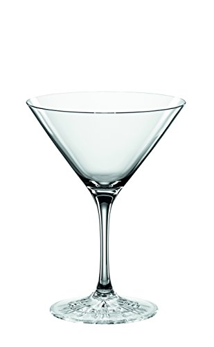 Spiegelau Perfect Serve Collection Perfect Cocktail Glass, Set of 4 (Manhattan Glasses Cocktail)