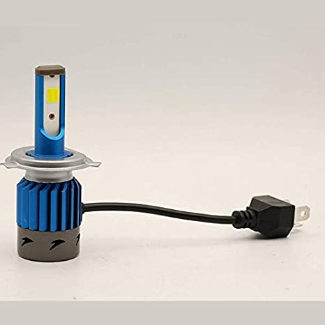 9005//9006//9007//H4//H11//H13 LED Headlight conversion kits White 1 Pair 9007