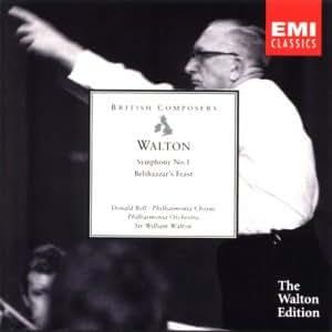 Walton: Symphony No.1, Belshazzar's Feast