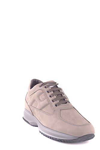 Hogan Sneakers Uomo MCBI148348O Pelle Grigio