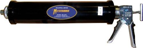 - Newborn 490-GTR Bulk Super Ratchet Rod Caulking Gun with Gator Trigger Comfort Grip, 88 oz. Bulk, 6:1 Thrust ratio