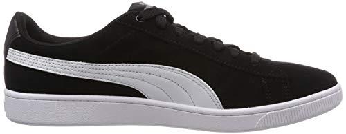 Noir Puma Sneakers Black V2 puma Silver Basses Vikky Femme puma white AxrwAq