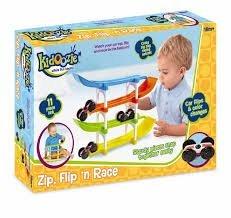 Kidoozie Zip, Flip 'n Race Vehicle by Kidoozie