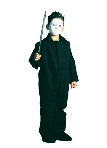 RG Costumes Coveralls Costume, Child Medium/Size 8-10 -