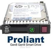 653949-001 Compatible HP G8 G9 72-GB 6G 15K 2.5 SAS SC Renewed