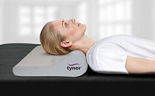 TYNOR Cervical Pillow Regular – Universal, (7.5 – 11.25 cms)