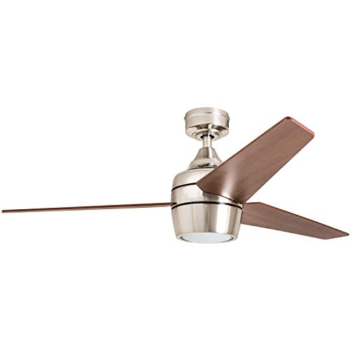 Honeywell Ceiling Fans 50604-01 Eamon Ceiling Fan, 52