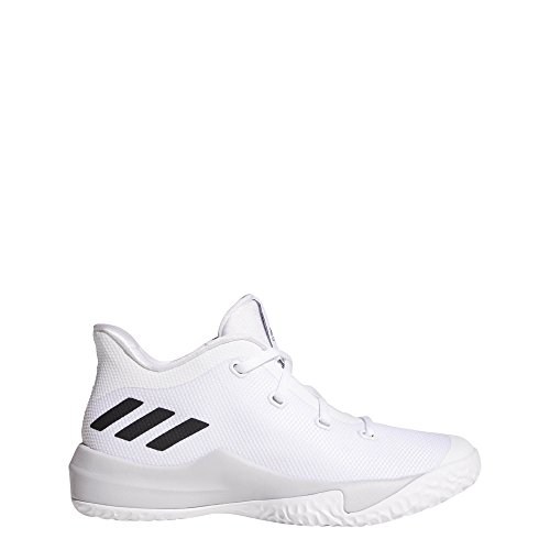 Shoes Adults' White K Basketball adidas 000 Rise up Grpulg Unisex Negbas Ftwbla 2 wT50x5q4SB