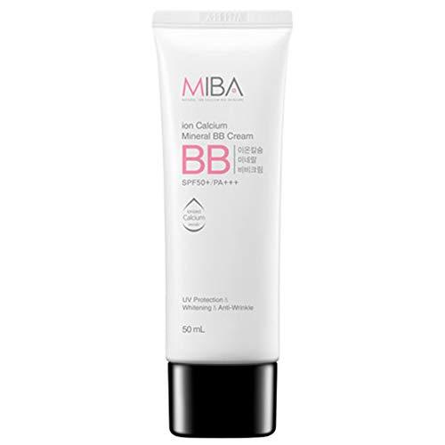 Miba Ion Calcium Mineral BB Cream 50 Milliliter