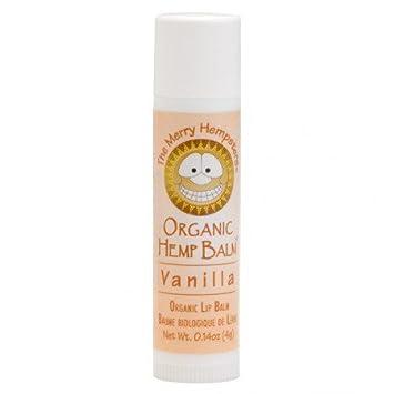 Merry Hempsters Vegan Hemp Lip Balm, Natural - 0.14 Oz ConvaTec Aloe Vesta Cleansing Foam No-Rinse, 8 oz Bottle, Pack of 2