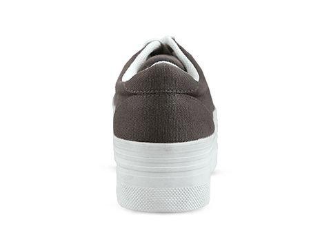 Jeffrey Campbell, Sneaker donna Grigio grigio