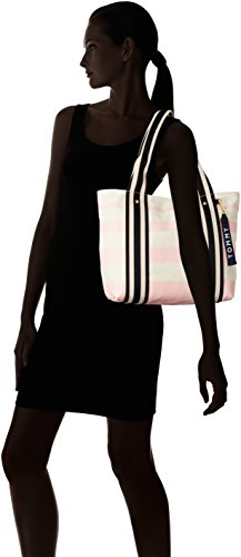 Women Bag for Women's Bag for Canvas Item Women Pink Item Hilfiger Canvas Tommy Shopper Shopper H5vwExy