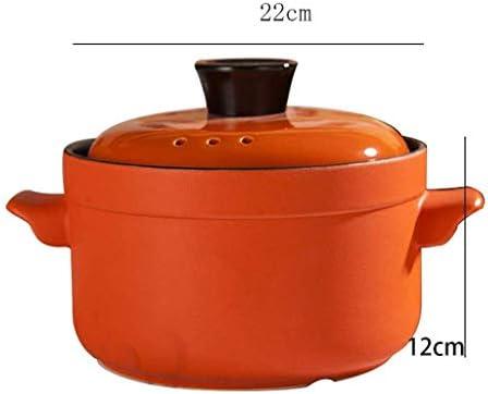 Keramische ovenschotel, met deksel Soeppan Koken Nonstick Pan High Capacity Health Cookware Home Kitchen HAOSHUAI
