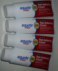 Equate Pain Relief Rub 4 Oz