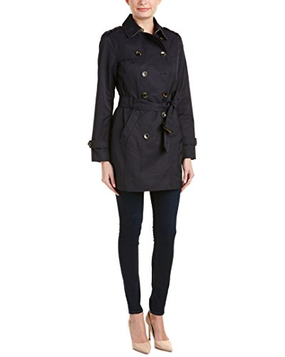 Jones New York Belted Coat - 9