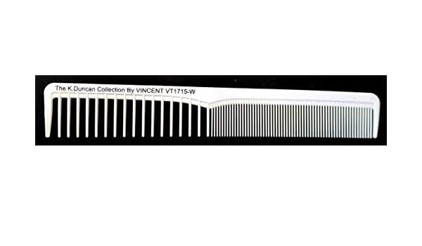 """Vincent VT1719 Carbon Cutting Comb 9/"""" long"""