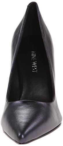 Wine West Rot Damen Nine Flax Navy Pumps nIHdAXq