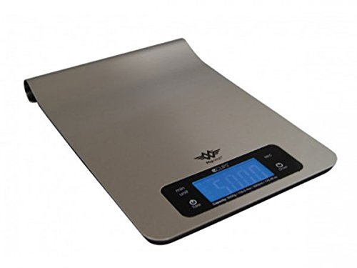 Myweigh Solar Elite 330lb Scale Silver by My Weigh