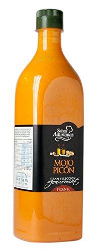 Salsas Asturianas Mojo Picón Picante - 1000 gr