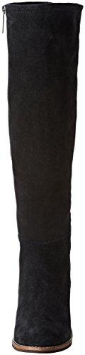 Ankle 999 Boots Black Schwarz Jeans Pepe Black Women's Suede Duncan Cow xwBUPvXqY