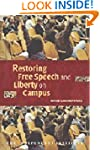 Restoring Free Speech and Liberty on...