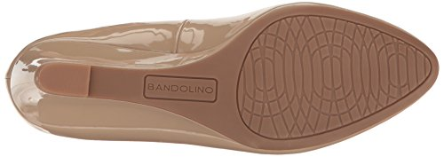Bandolino Womens Franci Wedge Pump Cafe Latte Pa