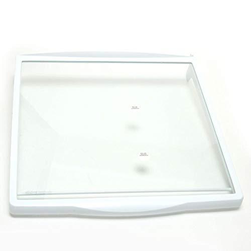 (240350127 Refrigerator Spill-Safe Shelf Genuine Original Equipment Manufacturer (OEM) Part)
