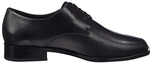 Cora para Derby Black Cordones Mujer Vagabond Negro 20 Zapatos de dnPpXdSa