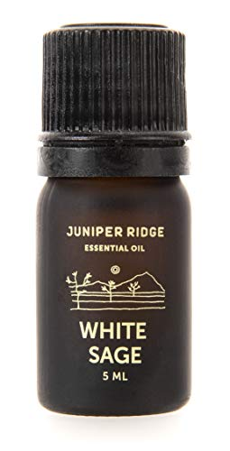 (Juniper Ridge Essential Oil Steam Distilled From Sustainably Harvested Plants Pure & Natural Aromatherapy Multi Use Travel Friendly White Sage 5)