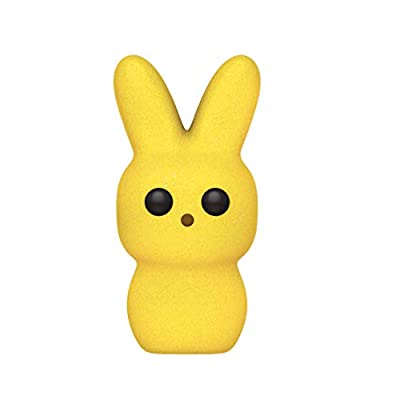 Funko 37103 Pop! Candy: Peeps - Yellow Bunny: Toys & Games