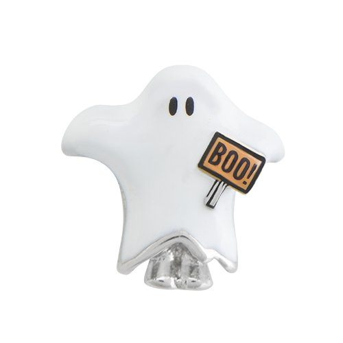 Origami Owl ~ GHOST TRICK-OR-TREATER CHARM - HALLOWEEN 2016 - LIMITED EDITION (Halloween Colorado 2016)