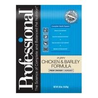 Professional Dry Food for Puppy, Chicken and Barley Formula, 18 Pound Bag, My Pet Supplies