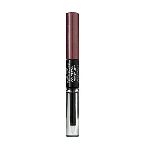 Revlon Colorstay Overtime Lip Color With Softflex, Always Sienna #380-1 Ea, 1count