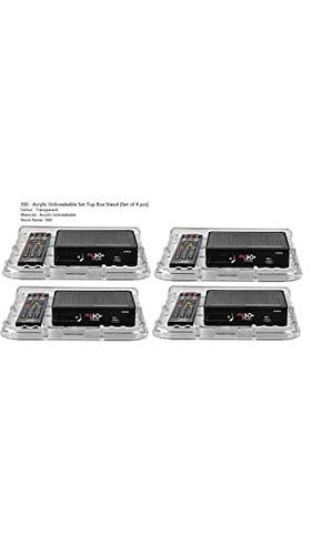 4c440f51bb Buy SSS-Set Top Box/Telephone/Wi Fi Router Stand Set of 4 pcs ...