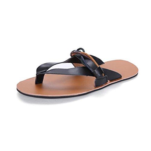 Slittata Spiaggia Scarpe Da Accogliente Uomo Tempo Traspirante CJC Libero Scarpe Personalit Da Moda Indossare RFZwx1