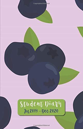 Amazon.com: Student Diary Jul 2019 - Dec 2020: 18 Month Mid ...