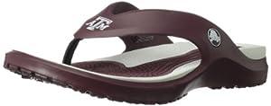 crocs Men's 15206 Modi Texas A&m Flp Flip Flop by crocs