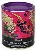 (Blackcurrant & Elderfower Instant Tea, 500g)
