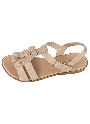 Angelsteps Donna Adulto Angelo Passi Cindy Sandali Casual Osso