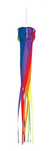 (In the Breeze Rainbow Spinsock, 96-Inch)