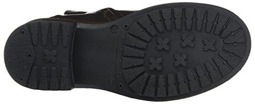 Momino Unisex-Kinder 3550ms Biker Boots Braun (T.Moro)