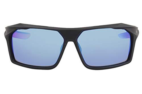 b8102ff522 Amazon.com  Nike EV1033-036 Traverse M Matte Black Neptune Green Frame  Sunglasses